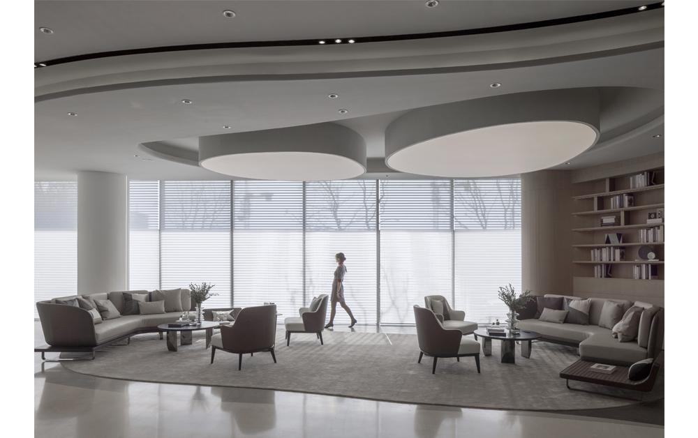 德信余姚云成大境展示中心,中国.余姚,2020